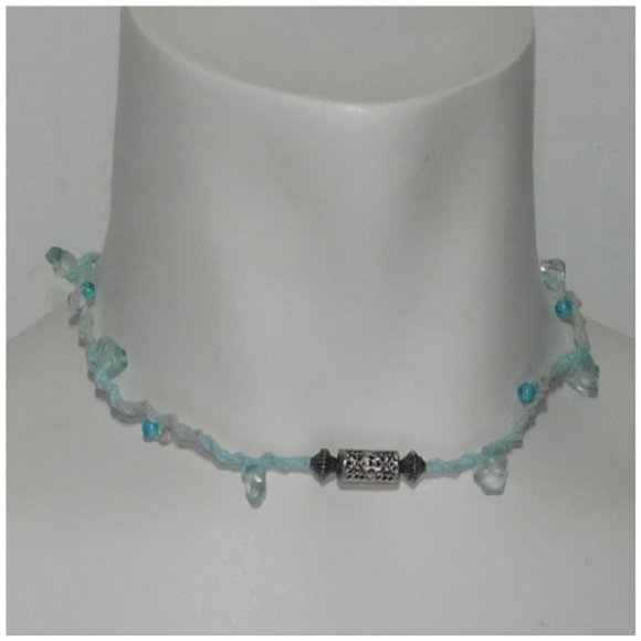 Jewelry - Beaded Choker Necklace